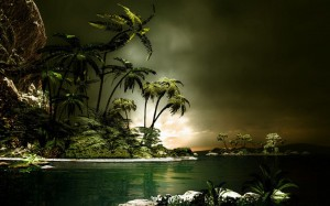 scary tropical