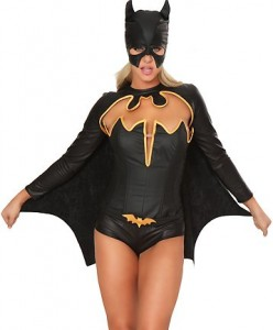The more holes you cut into an outfit, the more aerodynamic it is. (www.halloweenoutfitsforcheap.com)