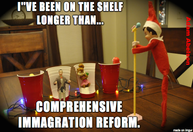 Unscene Comedy – Elf on the Shelf Jokes. – Shawn Carter.