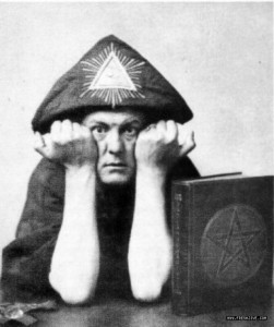 Aleister Crowley approved. (via pinterest.com)