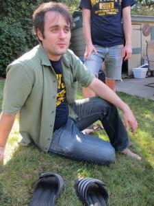25 year old Thom Crowley
