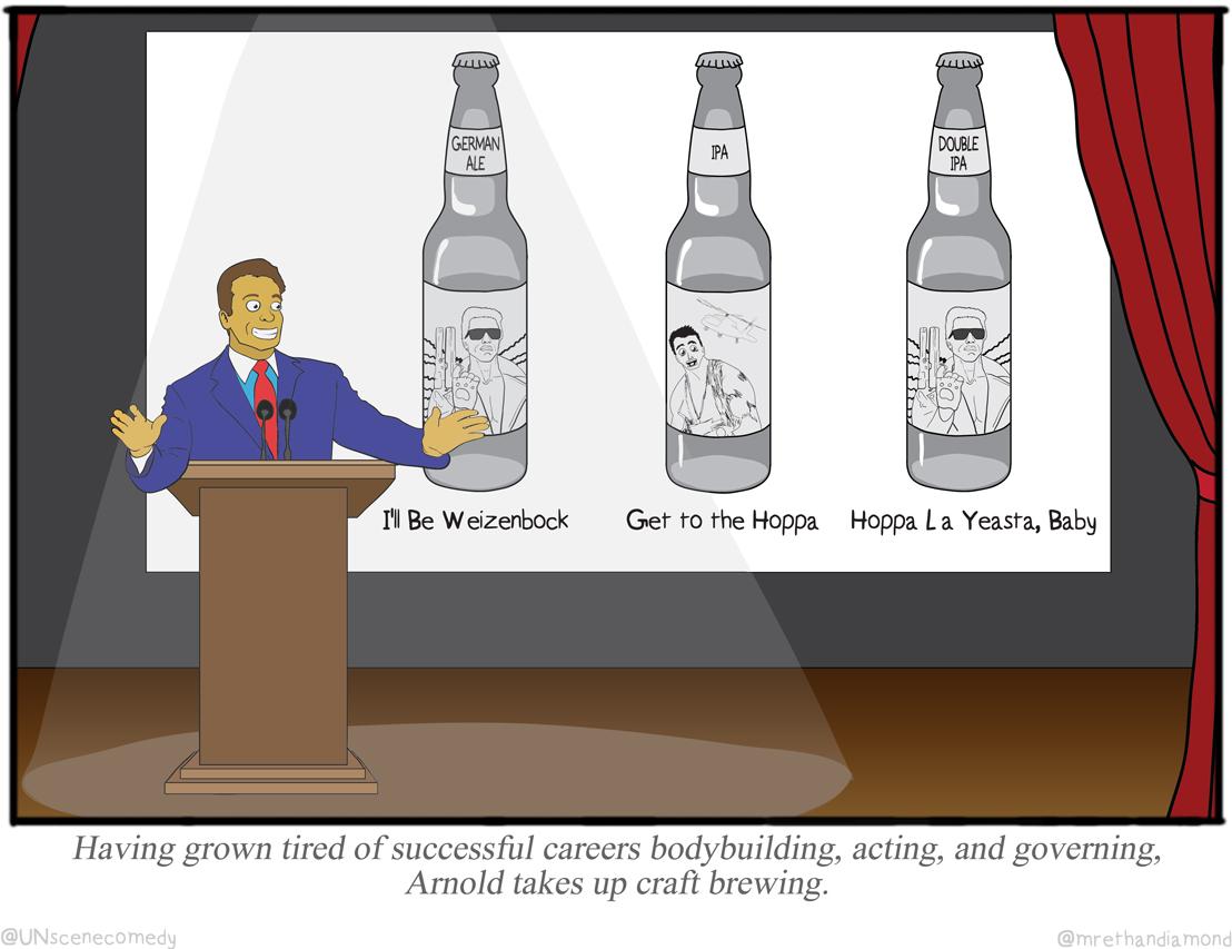 Arnold's-Ales