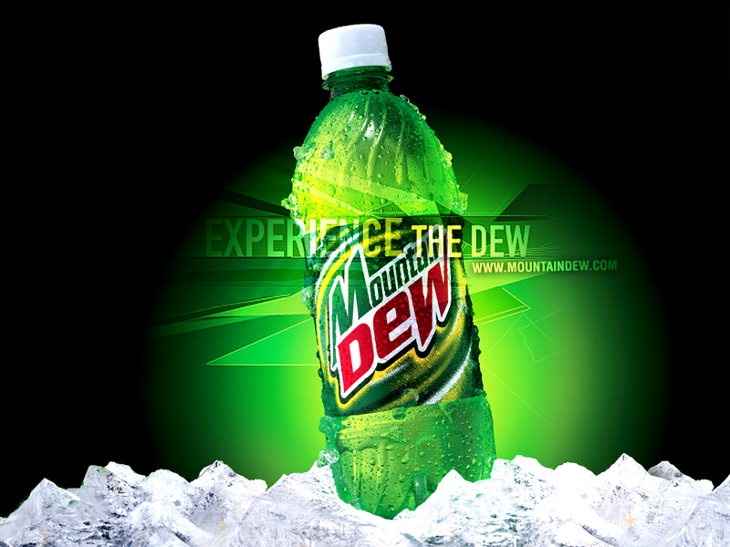 Mountain Dew: A drink so extreme your sperm skateboard off of a cliff and into a diabetic coma (mastermarf.com)