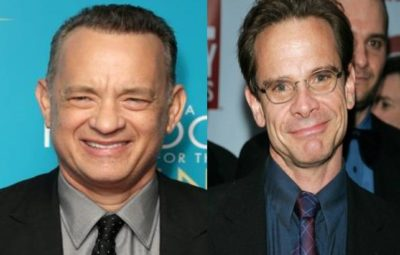 Tom Hanks and Peter Scolari